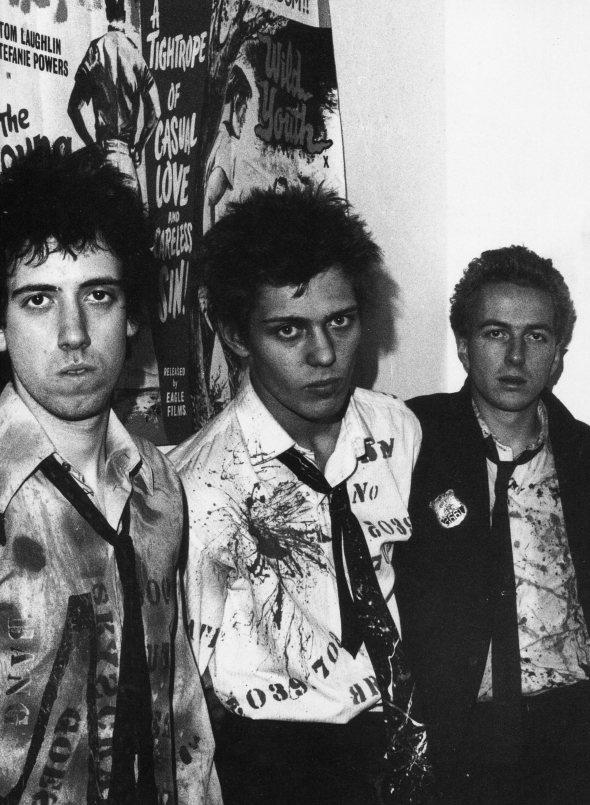 British Punk_The Clash