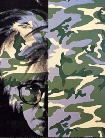 Andy Warhol Camouflaged Portraits